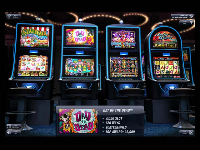 igt slots: day of the dead screenshots 2