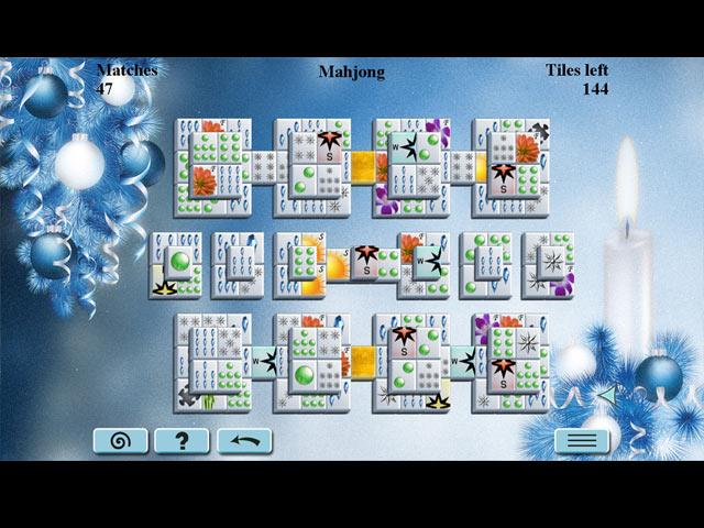 winter mahjong screenshots 1