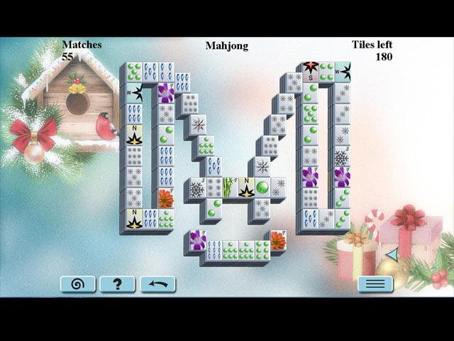 winter mahjong screenshots 3