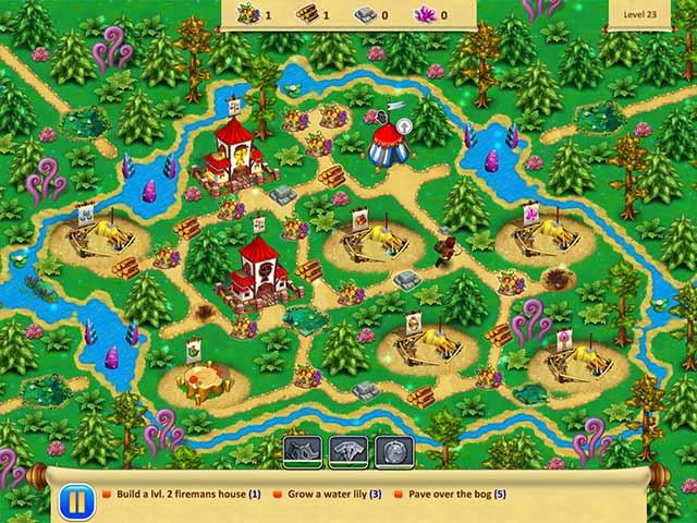 gnomes garden: new home screenshots 1