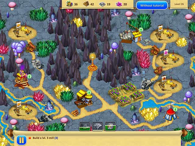 gnomes garden: new home screenshots 2