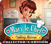 Mary le Chef: Cooking Passion Collector's Edition game feature image