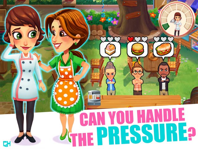mary le chef: cooking passion collector's edition screenshots 1