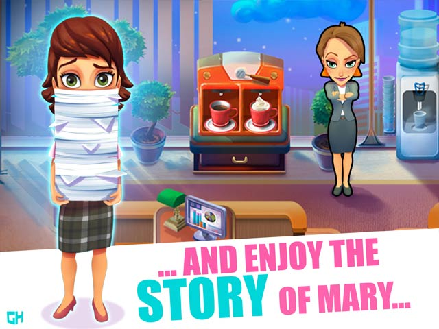 mary le chef: cooking passion collector's edition screenshots 2