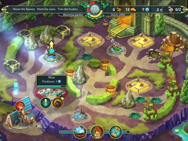 elven legend 4: the incredible journey screenshots 1