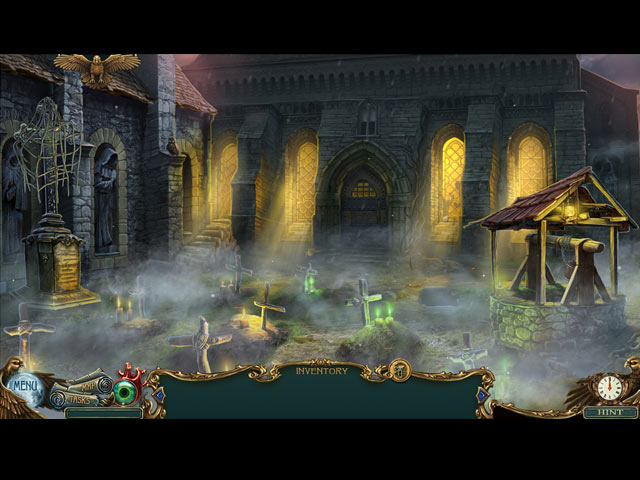 haunted legends: the black hawk screenshots 1