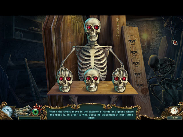 haunted legends: the black hawk screenshots 3