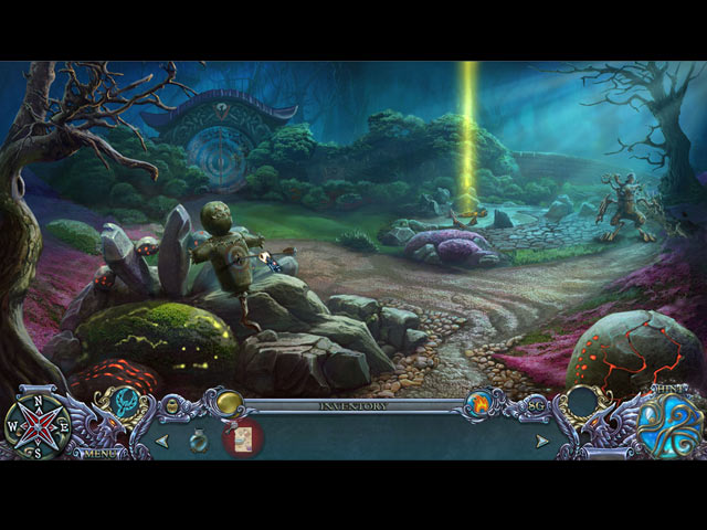spirits of mystery: illusions collector's edition screenshots 1