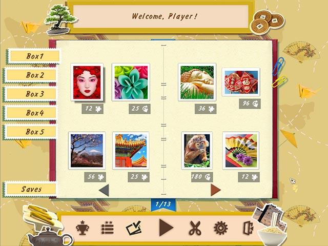 1001 jigsaw world tour: asia screenshots 2