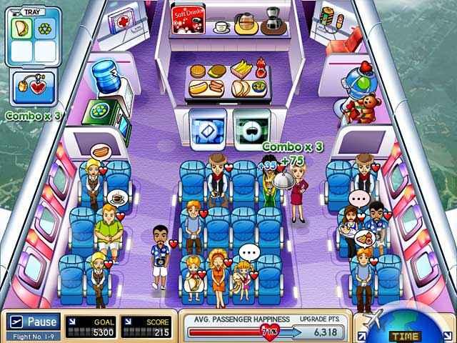 first class flurry screenshots 2