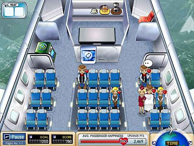first class flurry screenshots 3