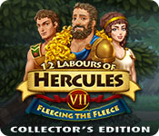 12 Labours of Hercules VII: Fleecing the Fleece Collector's Edition