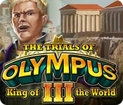 The Trials of Olympus III: King of the World game feature image