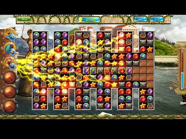 the trials of olympus iii: king of the world screenshots 1
