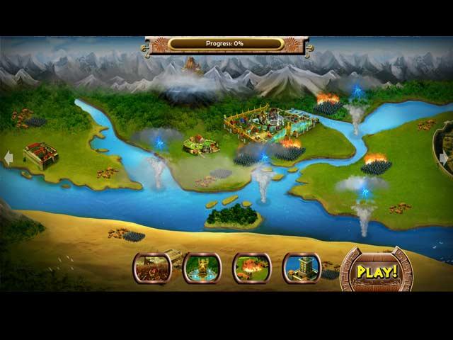 the trials of olympus iii: king of the world screenshots 2