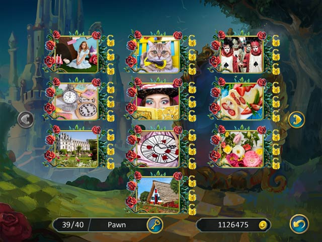 alice's jigsaw: wonderland chronicles screenshots 2