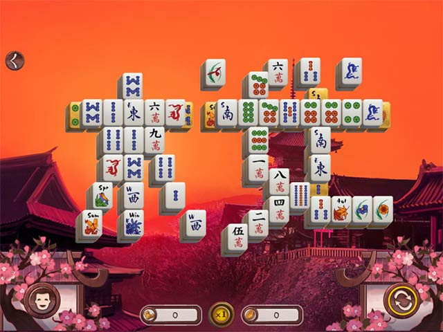 sakura day 2 mahjong screenshots 3