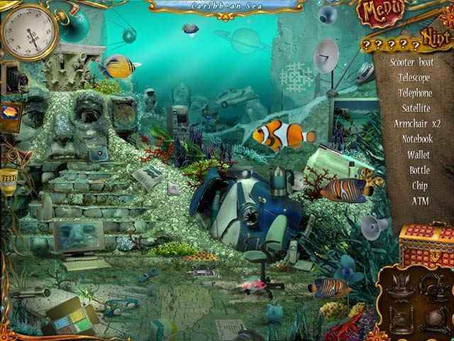 10 days under the sea screenshots 1