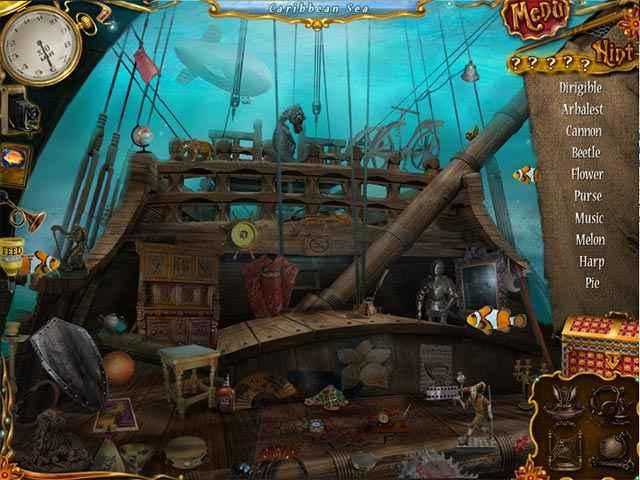 10 days under the sea screenshots 3