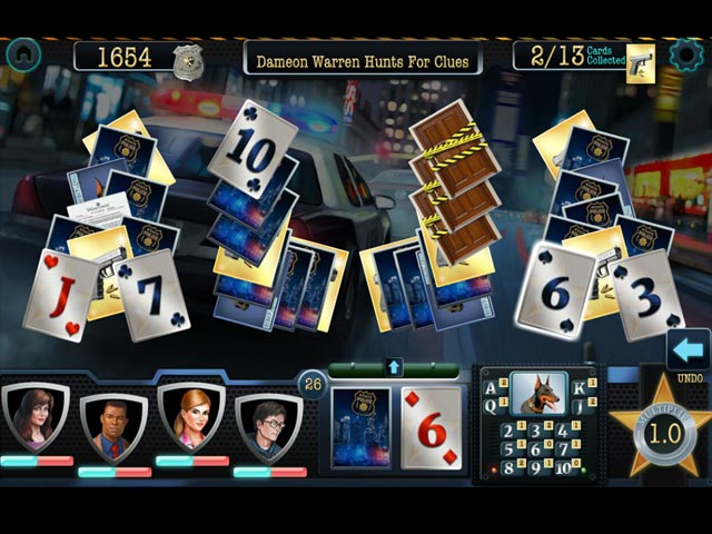 double clue: solitaire stories screenshots 3