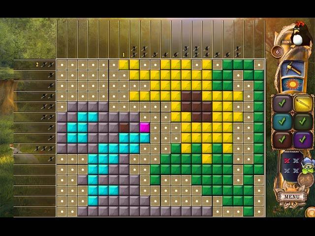 fantasy mosaics 21: on the movie set screenshots 1