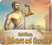 Griddlers: 12 labors of Hercules