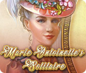 Marie Antoinette's Solitaire game feature image
