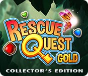 Rescue Quest Gold Collector's Edition