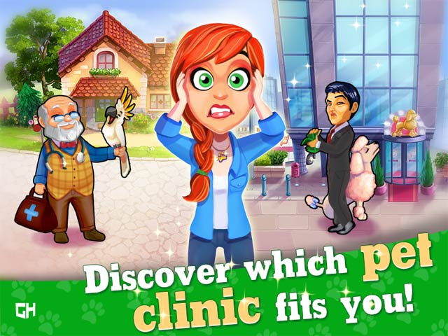 dr. cares pet rescue 911 collector's edition screenshots 3