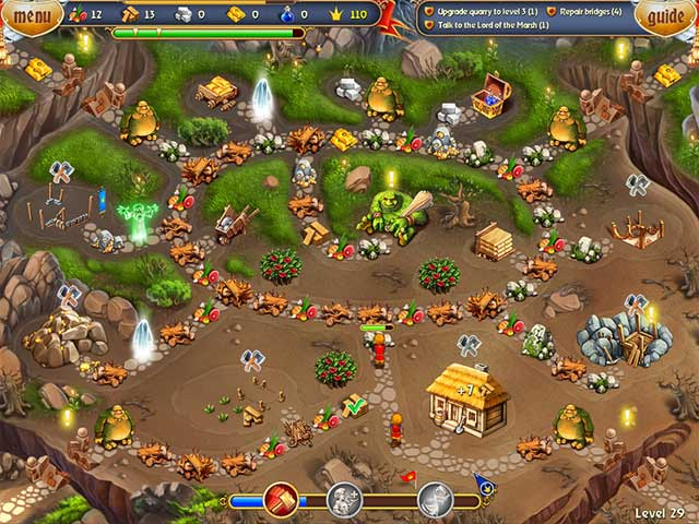 fables of the kingdom ii screenshots 3