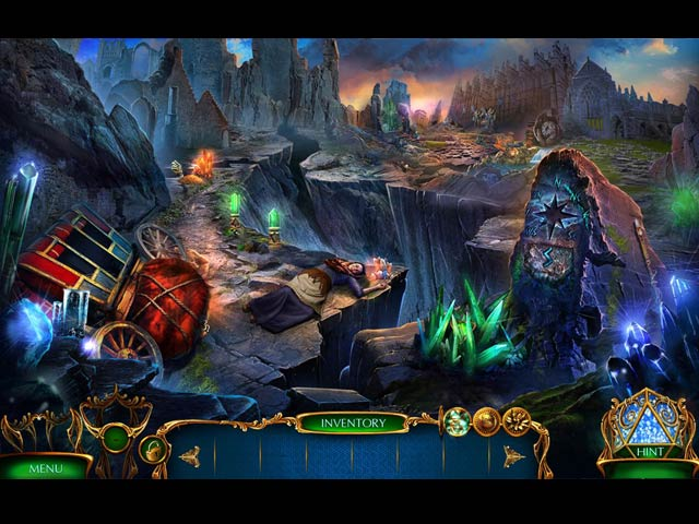 labyrinths of the world: the devil's tower screenshots 1