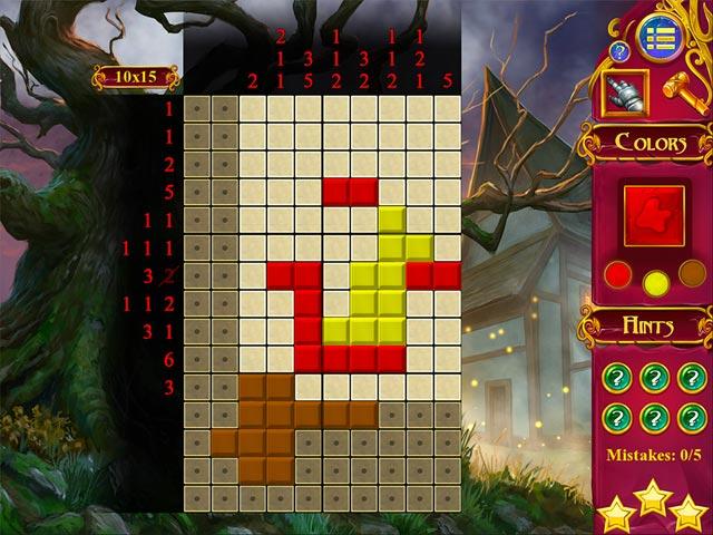mystery mosaics 2 screenshots 2