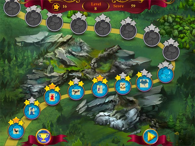 mystery mosaics 2 screenshots 3