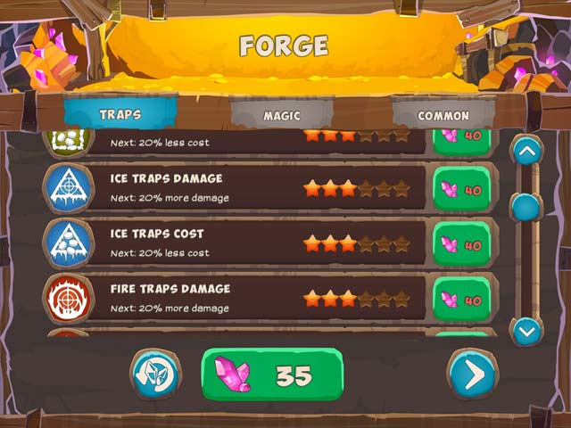 gnumz 2: arcane power screenshots 2