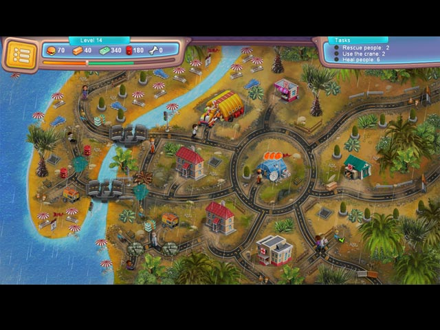 rescue team 7 collector's edition screenshots 1