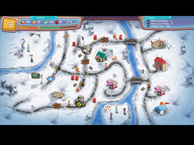 rescue team 7 collector's edition screenshots 2