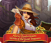 Alicia Quatermain: Secrets Of The Lost Treasures game feature image