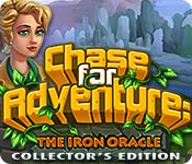 Chase for Adventure 2: The Iron Oracle Collector's Edition game feature image
