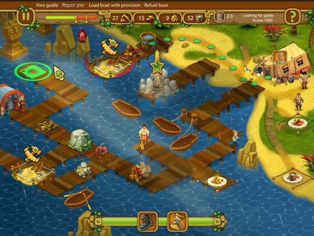 chase for adventure 2: the iron oracle collector's edition screenshots 1