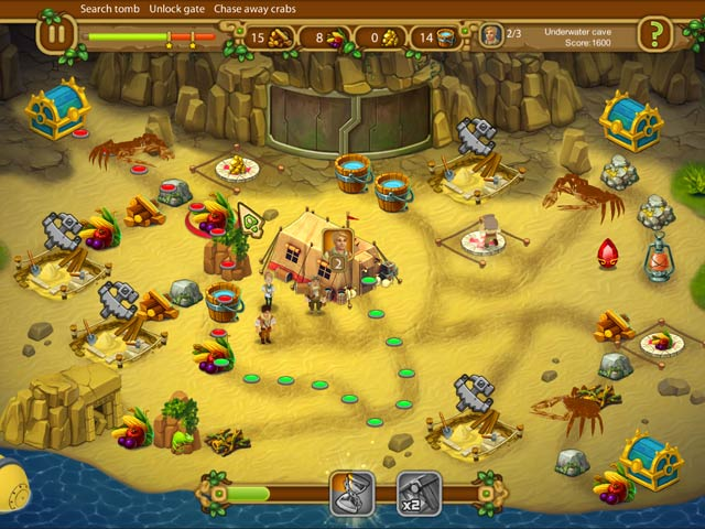 chase for adventure 2: the iron oracle collector's edition screenshots 3