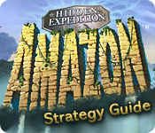 hidden expedition: amazon strategy guide