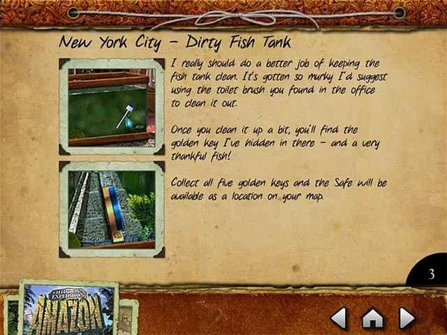 hidden expedition: amazon strategy guide screenshots 3