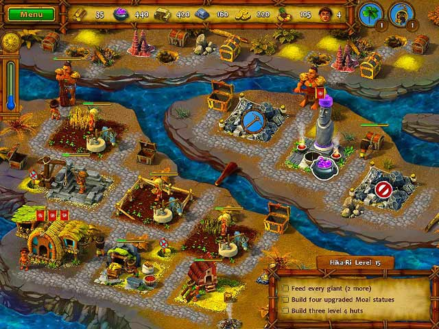 moai v: new generation collector's edition screenshots 2
