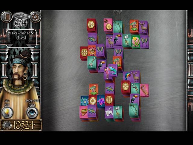 mahjong masters: temple of the ten gods screenshots 2