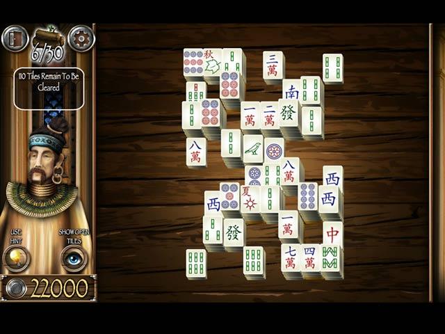 mahjong masters: temple of the ten gods screenshots 3