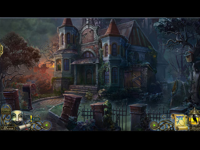 dark tales: edgar allan poe's lenore collector's edition screenshots 1