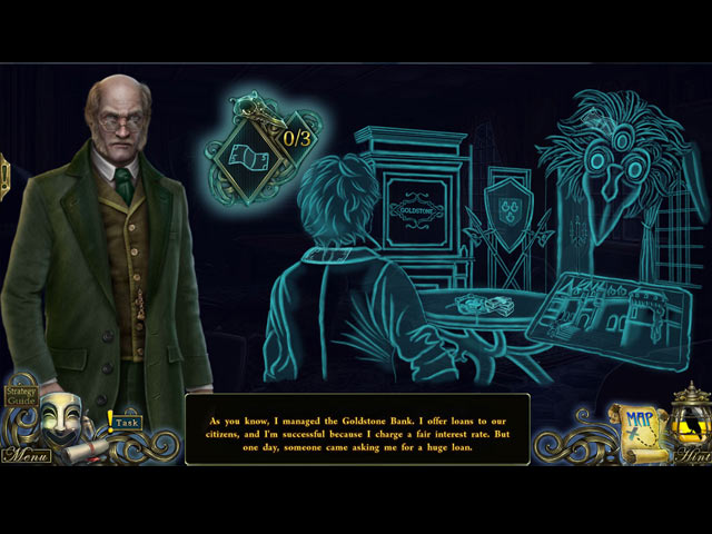 dark tales: edgar allan poe's lenore collector's edition screenshots 11