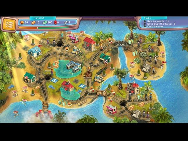 rescue team 7 screenshots 1