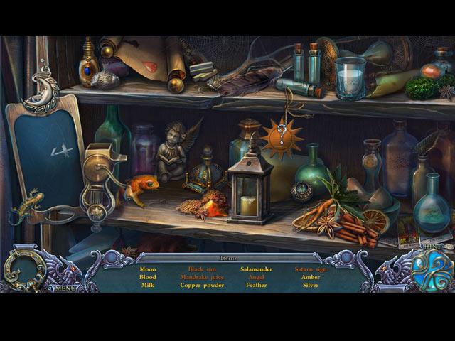 spirits of mystery: illusions screenshots 2