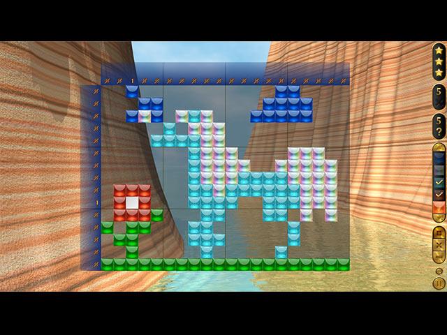 crystal mosaic screenshots 2